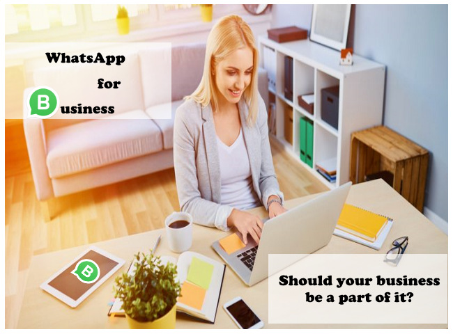 WhatsApp for business – should you be there?