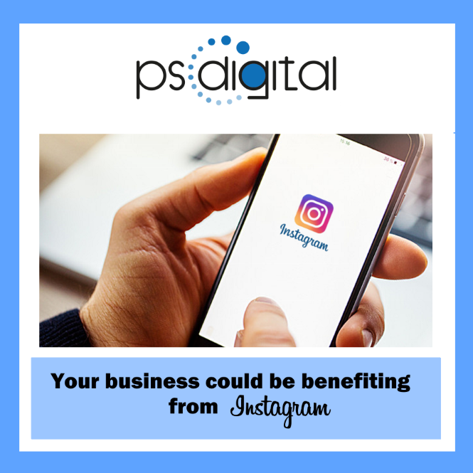 Your business could be benefiting from Instagram