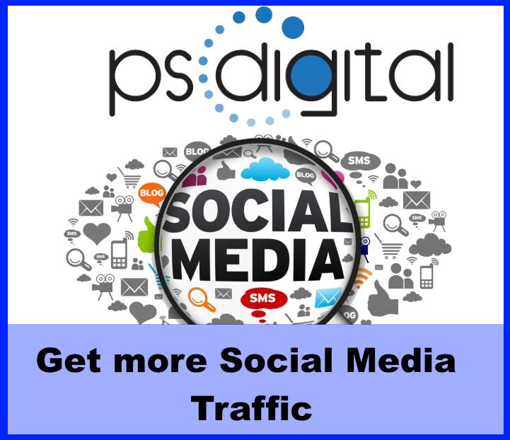 Get more Social Media Traffic