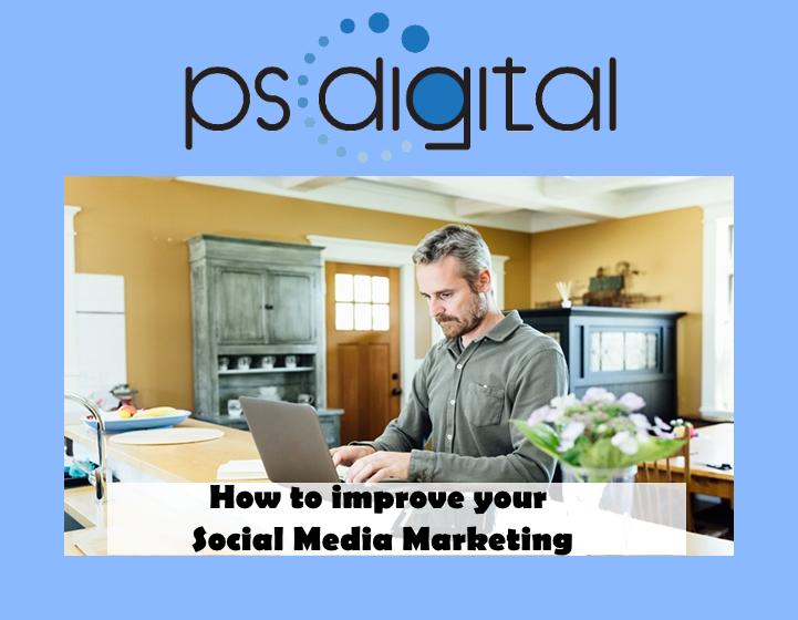 Improve Social Media Marketing, Marketing,