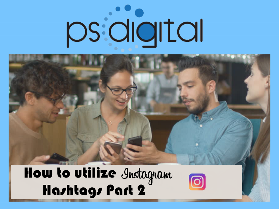 Hashtags, Instagram, Grow your business,